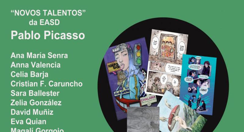 «Novos talentos» da EASD Pablo Picasso