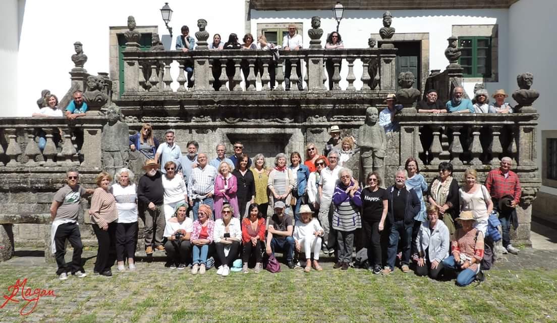XI encontro de artistas en Mariñán