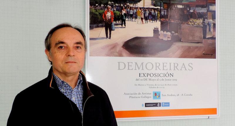 Exposición DEMOREIRAS