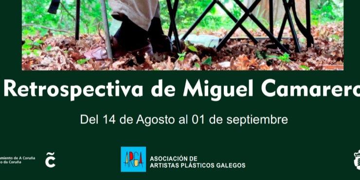 Retrospectiva de Miguel Camarero