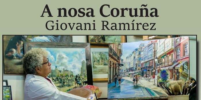 «A nosa Coruña» Giovani Ramírez
